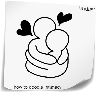 how to doodle intimacy small