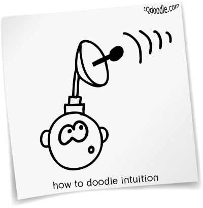 how to doodle intuition small