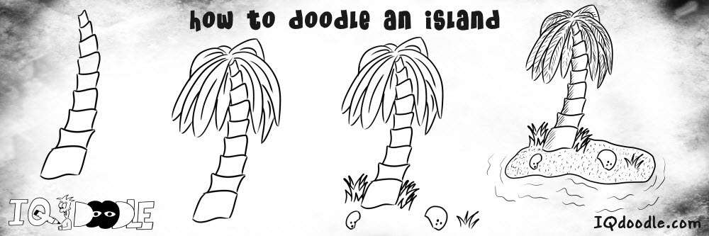 how to doodle island