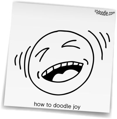 how to doodle joy small