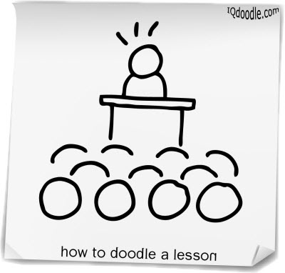 how to doodle lesson small