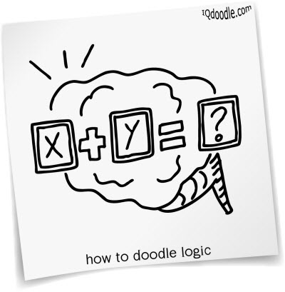 how to doodle logic small