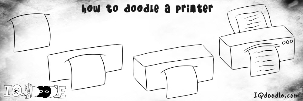 how to doodle printer