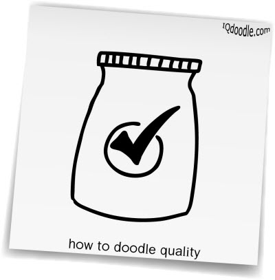 how to doodle quality small