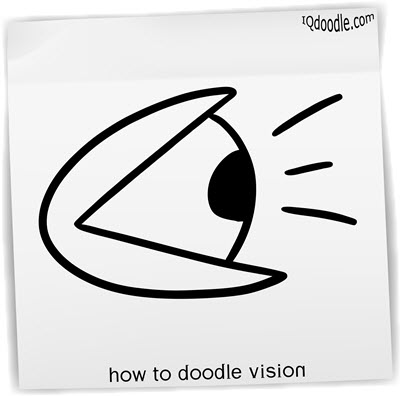 how to doodle vision