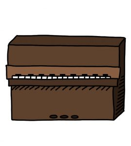 How to Doodle Piano