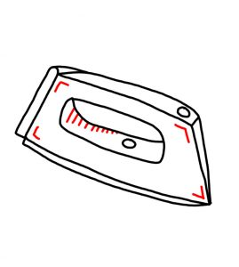 How to Doodle a Iron