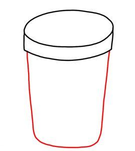 How to Doodle Rubbish Bin 03