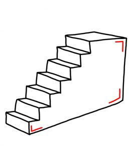 How to Doodle a Staircase