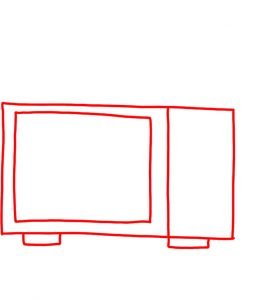 How to doodle microwave 01