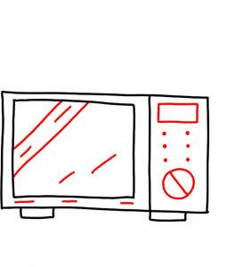 How to doodle microwave 02
