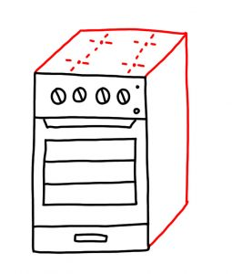 How to doodle oven 03