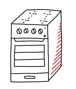 How to doodle a oven