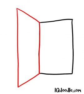 draw door