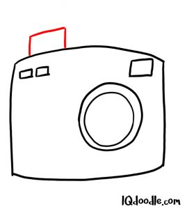 how to draw camera