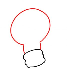 how to doodle lightbulb 03