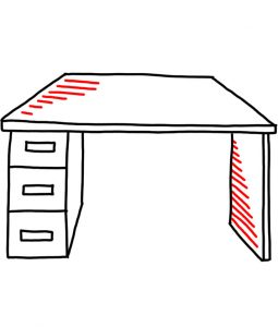 how to doodle desk 04
