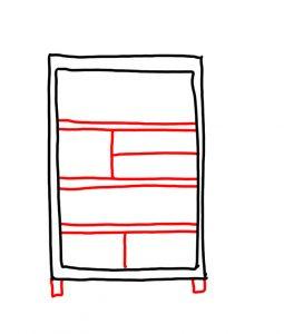 how to doodle shelf 02