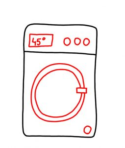 how to doodle washer 02