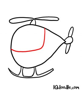 doodle a helicopter