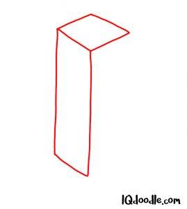 draw a file cabinet