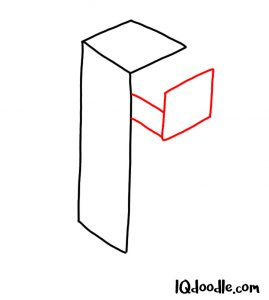 drawing a file cabinet
