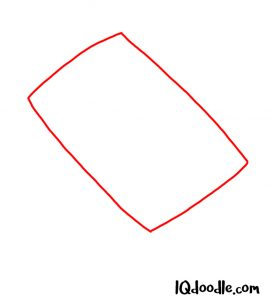 drawing a calculator