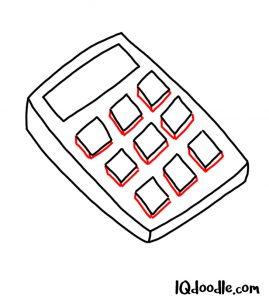 doodle a calculator