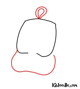 draw a backpack
