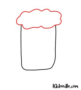 draw a beer