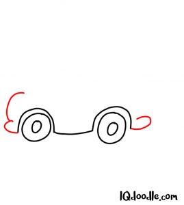 doodling a bus