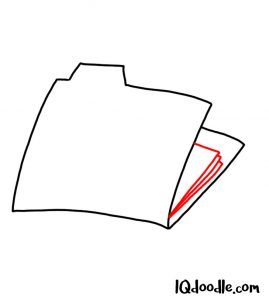 doodle a file folder