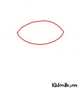drawing an alien