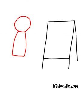 draw a presentation