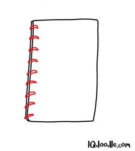 draw a diary