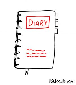 doodle a diary