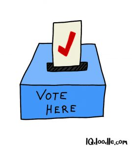 how to doodle an election