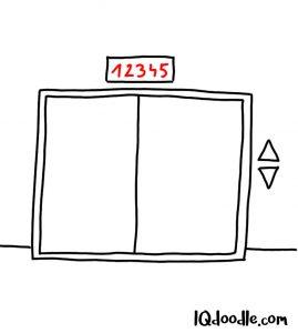 doodle an elevator