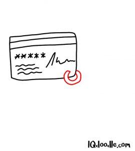 doodling debt