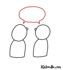doodling gossip