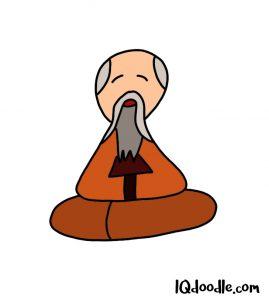 How to doodle a guru