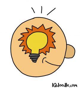 how to doodle an idea