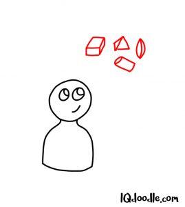 doodling imagination