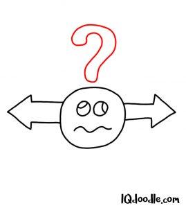 doodle indecision