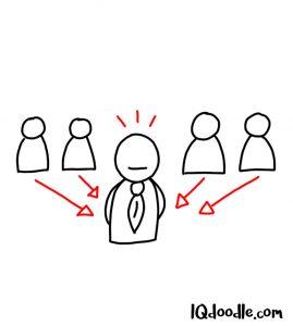 doodle a leader