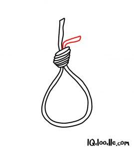doodle a noose