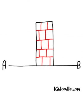 draw an obstacle