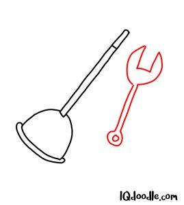 doodling plumbing