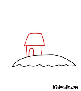 draw a resort