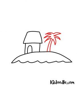 doodling a resort